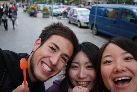 夏沙のブログ-friends3